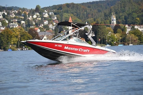 Mastercraft X2 350 PS Firmenevent Schweiz