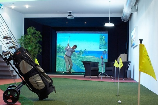 Indoor Golf Zuerichsee Events